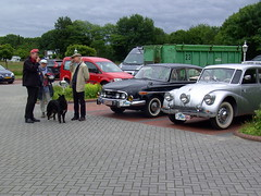 Ready to roll (Davydutchy) Tags: classic car germany deutschland rally meeting oldtimer register annual allemagne friesland tatra trd varel klassiker vetern jahrestreffen