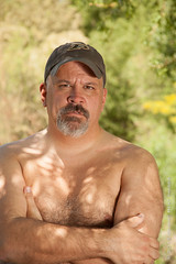 IMG_4472 (DesertHeatImages) Tags: bear gay shirtless arizona hairy male phoenix furry handsome lgbt