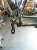 Rear dropout (Bantam Bicycle Works) Tags: bike bicycle real is steel ss rando frame works custom bantam lugs randonneur lugged couplers