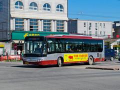 [Buses in Beijing] Jinghua BK6125DK BPT #13630 Line 428 at Dongsanqi (tonyluan1990) Tags: beijing  publictransport citybus  lowfloor jinghua  dieselbus  dongsanqi bk6125dk beijingpublictransportholdingsltd    youngmanneoplan beijingpublictransport jnp6120g1 bk6129k pingxifu
