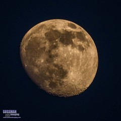Waxing Gibbous (The Suss-Man (Mike)) Tags: sky moon nature georgia gainesville waxinggibbous hallcounty waxinggibbousmoon thesussman sonyalphadslra550 sussmanimaging