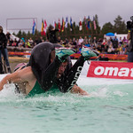 Wife carrying World Championships water pool thumbnail