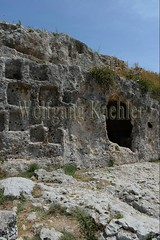 40078292 (wolfgangkaehler) Tags: italy greek italian europe european tomb unescoworldheritagesite limestone syracuse sicily tombs archeologicalpark sicilian greekruins sicilyitaly
