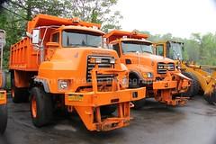 Greenburgh Highway Department (34) (RyanP77) Tags: new york orange snow truck town garbage state dump granite trucks plow henderson mack plowing packer leach westchester rm dmm plowtruck greenburgh of