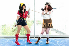 PS_68267 (Patcave) Tags: costumes woman canon comics wonder book photo dc costume comic cosplay charlotte f14 outtakes culture 85mm sigma pop fantasy convention scifi cheetah heroes ef 1740mm con cosplayers f40 2015 bombshells heroescon patcave heroescon2015