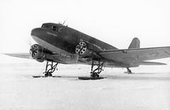Russian Li 2 Cargo type (San Diego Air & Space Museum Archives) Tags: aircraft dc3 douglasdc3 li2 lisunov lisunovli2 licensedproduction