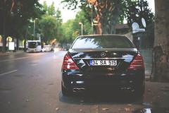 Mercedes S65 V12! (mdemirelli) Tags: street money black cars mercedes s65 suit amg v12