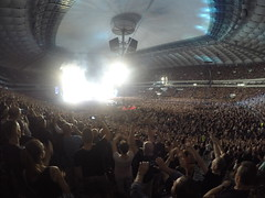 25 juli 2015 ac/dc on rock or Bust world tour, Stadio Narodowy, Warzsawa!