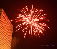 Sky Firework (Vivek Tankaria Pictures) Tags: sky firework mumbai hilton tower india diwali deepali festival