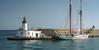 Ibiza - We're leaving... ( Peppedam -www.glam.vision) Tags: ibiza baleari island sea summer happy sun fun formentera mediterraneo sailing boat ferry travel europe giuseppedamico nikond3 nikkor2470 colors outdoors lightouse