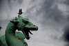 Ljubljana Dragon (Eslovenia) (alvarogalindo) Tags: dragon ljubljana liubiana eslovenia slovenia bird pajaro fly flying wings