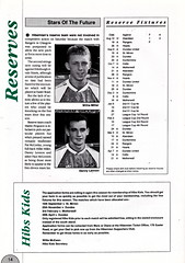 Hibernian vs Clydebank - 1989 - Page 14 (The Sky Strikers) Tags: hibernian hibs clydebank skol cup road to hampden easter matchday magazine one pound