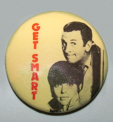 Get Smart Button (Hydra5) Tags: getsmart button 86 99 control secretagent 60s television ‎donadams ·‎barbarafeldon pin badge