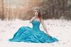 snow princess (crissgirl) Tags: snow winter crown snowprincess winterdress florabellactions