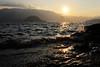 La felicità è uno spruzzo d'acqua ... (illyphoto) Tags: spruzzo onda lagodicomo comolake lakecomo photoilariaprovenzi varenna sunset tramonto