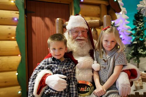 The Real Deal: Santa
