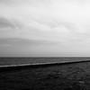 Sky Over Lake Michigan 003 (noahbw) Tags: birds d5000 lakemichigan milwaukee nikon abstract blackwhite blackandwhite bw clouds horizon lake landscape lines minimal minimalism monochrome noahbw sky square summer water