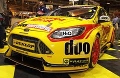 Autosport Show 2017_06 (andys1616) Tags: btcc dunlop msa british touringcar championship autosport international performance car show asi nec birmingham january 2017