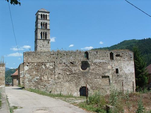 Jajce, Szent Lukács-templom