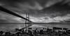 Vasgo Da Gama Bridge (alexhfotoblicke) Tags: lissabon europa world bridge vasgo da gama nikond750 nikon1635 leefilter bigstopper grauverlauf ndfilter