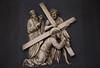 Jesus fällt zum ersten Mal unter dem Kreuz (wpt1967) Tags: 3station castroprauxel christus eos6d kirche kirke kreuzweg ruhrgebiet ruhrpott stlambertus station3 stationsofthecross canon100mm church wpt1967