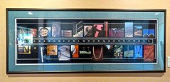 Alphabet In  Pictures, A - Z (Chic Bee) Tags: wallmounted framed officeart art alphabet alefbet pictures photos dradampershing dentist rofehshinayim tucson arizona southwesternusa americansouthwest clever original creative excellent interesting photography