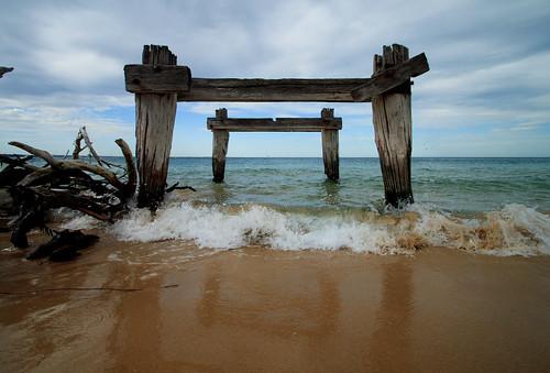 Wharf Ruins