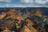 Grand Canyon of the Pacific!! (Doreen Bequary) Tags: volcanic waimeacanyon kauai grandcanyonofthepacific hawaii rock mountain canyon mountainside red landscape d500 nikon