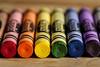 _LR14248 Crayolas-web (lkralston417) Tags: color vividcolor crayons crayolas macro offcameraflash ocf lindaralstonphotography