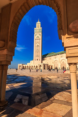Hassan II Mosque (davecurry8) Tags: casablanca morocco hassanii mosque