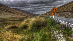 High Country Pass New Zealand (elpedro1960) Tags: wanaka queenstown road nz landscape hills