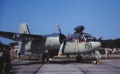 151/V (goweravig) Tags: 151 151v grumman tracker s2n aircraft navy royalnetherlandsnavy valkenburg rnasbrawdy brawdy pembrokeshire wales uk