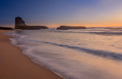 Four Mile Beach, Sta Cruz (Juan Pablo J.) Tags: sky sunset seascape sonya68 sony sundown sun searocks seashore outdoors ocean ocaso oceano outdoor beach california santacruz