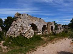 Aqueduc de Barbegal (Rudy Pické) Tags: france paca fontvieille