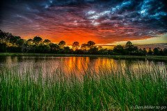 Sunshine (DonMiller_ToGo) Tags: hdr hdrphotography clouds sunsetmadness sunsets nature onawalk 3xp outdoors sunsetsniper lake sky goldenhour florida