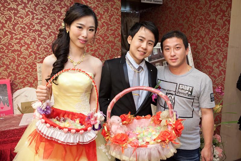 力宇&哲蓉 婚禮紀實-318