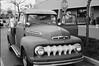 20161226 | Leica MP | Summicron | Kodak Tri-x 064 (monochrometones76) Tags: 2016 20161224 359365 50mm kodaktrix leica leicamp leicasummicron project365 trix analog believeinfilm film ford 1951 truck pickup vintage