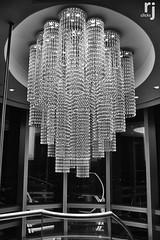 The Magnificent Chandelier, Burj Khalifa, Dubai (RJ-Clicks) Tags: rehanjamil rjclicks nikond5100 nikon d5100 pakistaniphotographer photographerindammam photographerinkhobar pakistani burjkhalifa tallestbuilding tower level124 atthetop dubai uae emirates alkhalifa