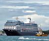 Azamara Journey (Everyone Shipwreck Starco (using album)) Tags: kapal kapallaut ship cruiseship kapalpesiar azamarajourney