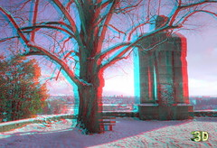 Lindau Lake Constance New Year 2017 (lambo_photo) Tags: lindau lake constance bodensee vorarlberg winter 3d anaglyph fuji hdr