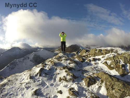 Colin F captures the summit glory!