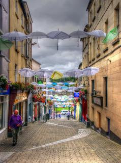 Les Parapluies [HDR]