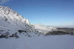 Mały Kościelec (magro_kr) Tags: tatry góry gory zima śnieg snieg natura przyroda krajobraz widok sceneria tatra mountain winter snow nature landscape view scenery