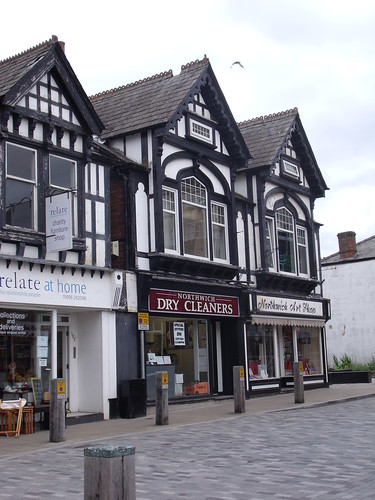 107-111 Witton Street, Northwich – Relate, Northwich Dry Cleaners, Northwich Art Shop