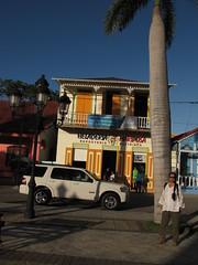 Puerto Plata-17.07 (davidmagier) Tags: aruna bluesky gaslamps palmtrees ponytail scenic sunglasses puertoplata dominicanrepublic dom