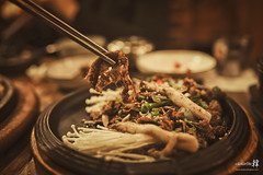 2014-01-22-Seoul_9599 (The Bonding Tool) Tags: samanthahan thebondingtoolblog koreanfood southkorea seoul travel koreanbulgogi bulgogi