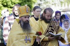 37. Patron Saint's day at All Saints Skete / Престольный праздник во Всехсвятском скиту