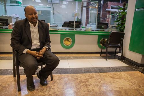 CEO Dahabshil bank, Hargeisa
