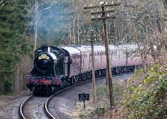 ESC_1540.jpg (Bob Green 52) Tags: 2857 svr gala severnvalleyrailway steam loco train smoke rails track