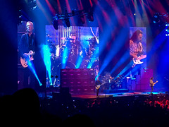 RUSH - Happy 40th Anniversary (Fret Spider) Tags: music chicago canada classic rock concert live gig performance band rush jam geddylee alexlifeson neilpeart